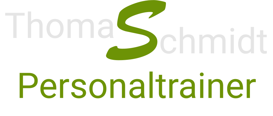 Personaltrainer Thomas Schmidt